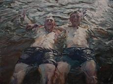 Washed Ashore, M.J.van Santen - Foto Museum Nagele 230 x170.jpg