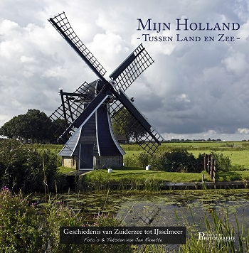 Holland, Tussen Land en Zee FrontCover ©Jan Renette 350 x 356.jpg